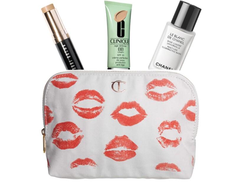 Base de maquillaje de Bobbi Brown, Clinique y Chanel