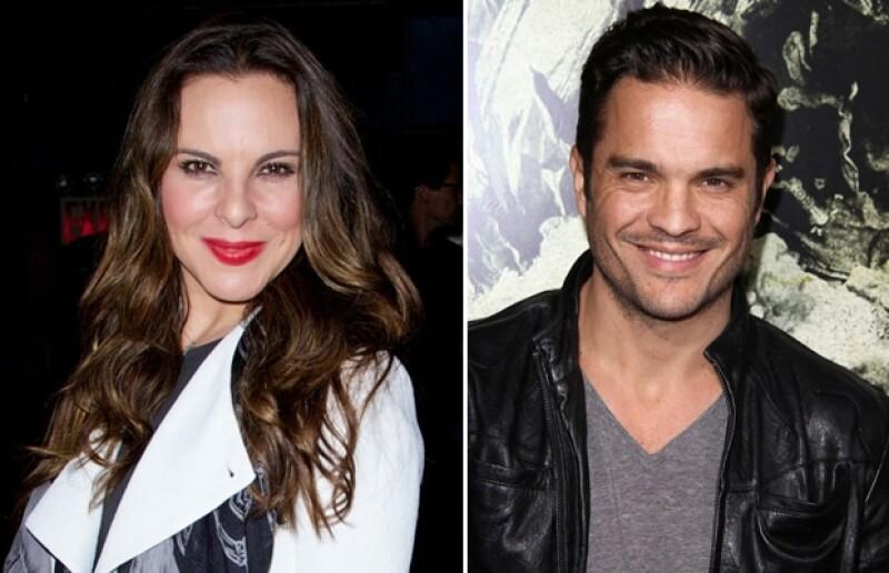 La noticia de una posible relación amorosa entre los actores salió a la luz luego de unas fotos que se publicaron hace unos días en las que se veían dándose varios besos.
