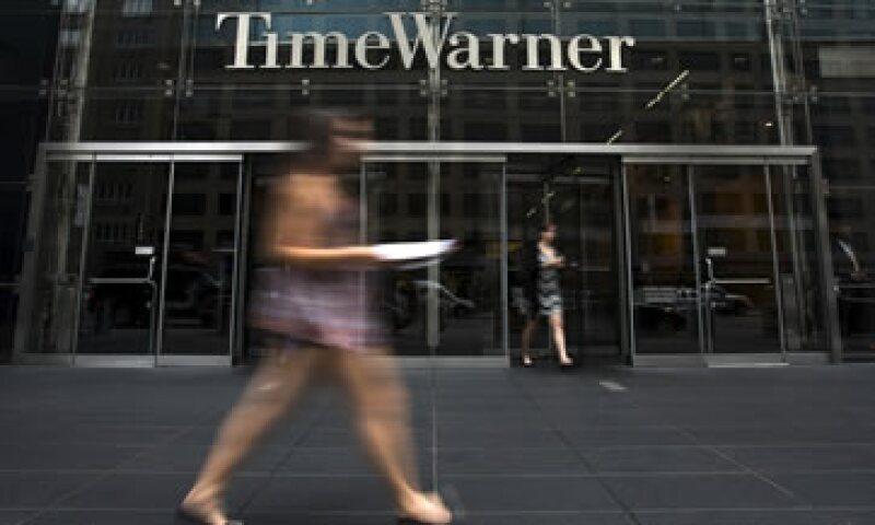 Las acciones de Time Warner han ganado casi 15% desde agosto pasado. (Foto: Reuters )