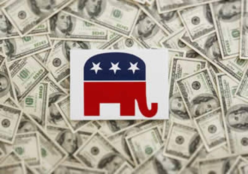 Los más ricos en EU se identifican como republicanos pero no tanto con la ideología conservadora del partido. (Foto: Photos to Go)