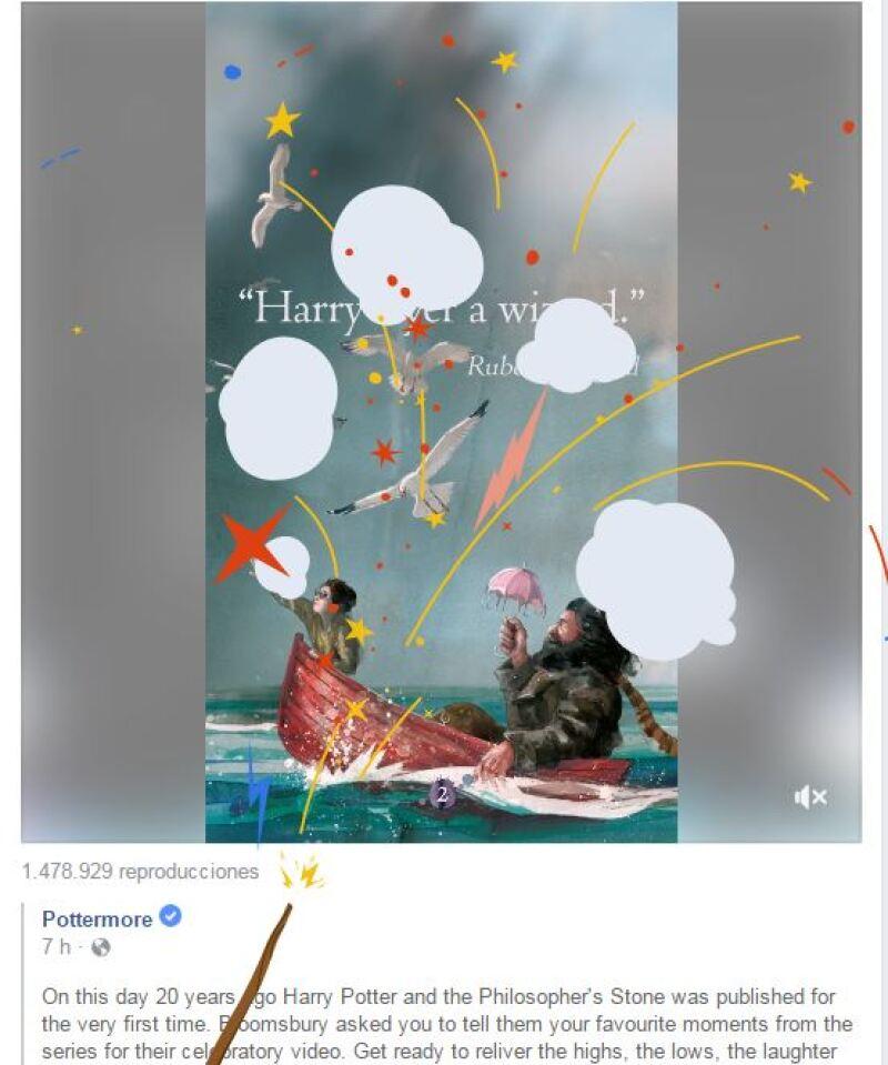 Magia en Facebook