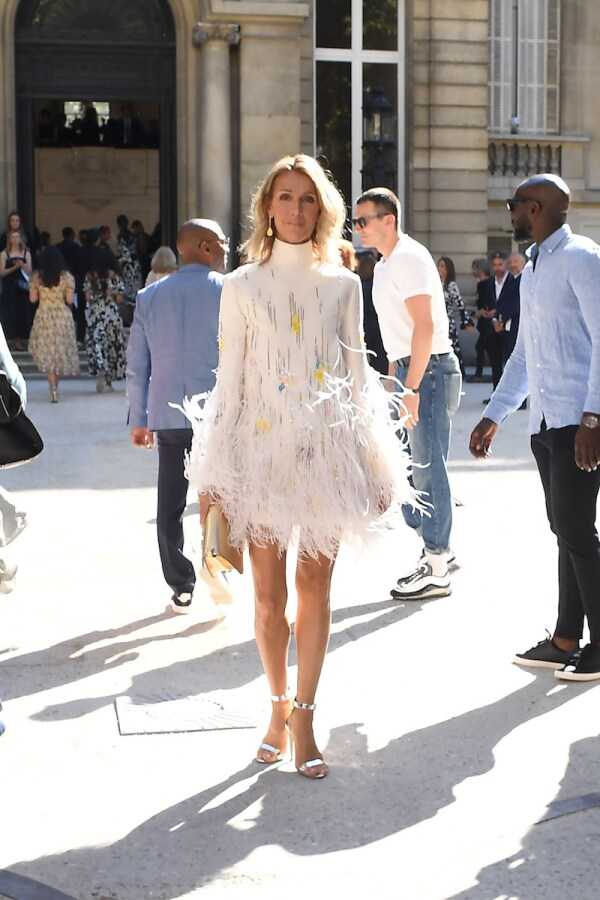 Valentino show, Arrivals, Fall Winter 2019, Haute Couture Fashion Week, Paris, France - 03 Jul 2019
