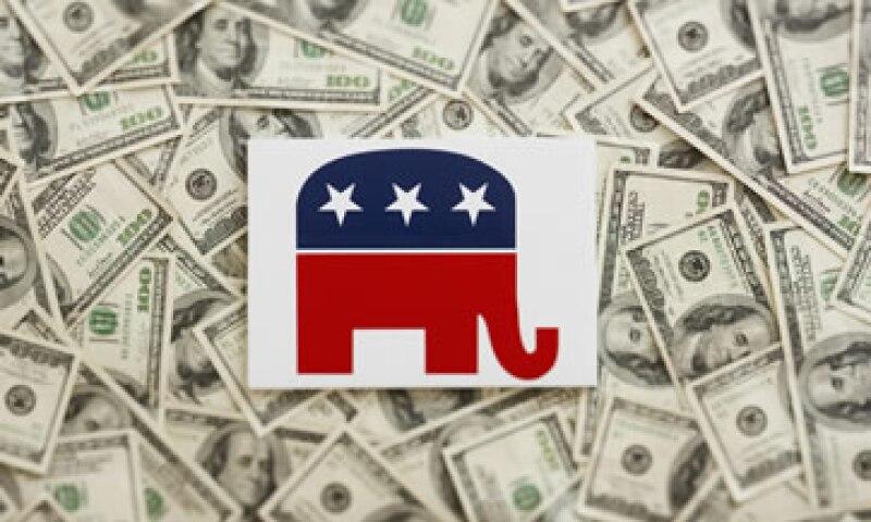 El 12% de los encuestados culparía a los republicanos y a Barack Obama de que fracasen las negociaciones sobre el abismo fiscal.  (Foto: Getty Images)