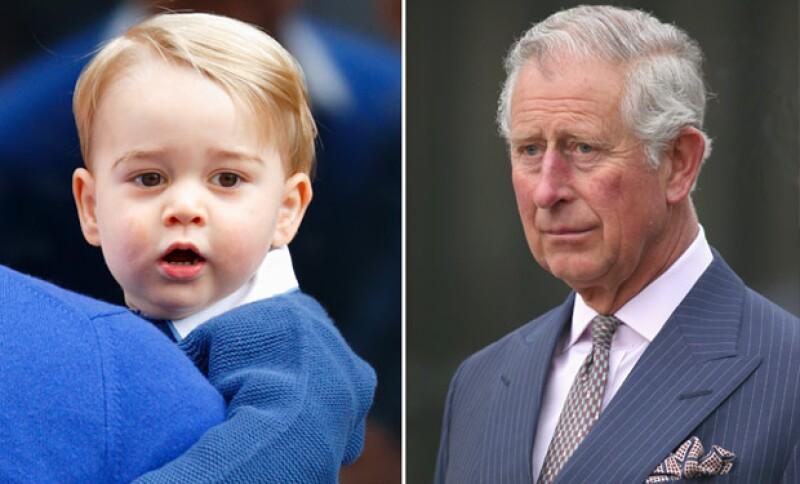 En un avance del especial de la BBC, &#39Elizabeth at 90 - A Family Tribute&#39, aparece el momento en el que los príncipes ven un video casero de su padre, el príncipe Carlos, y observan algo curioso.