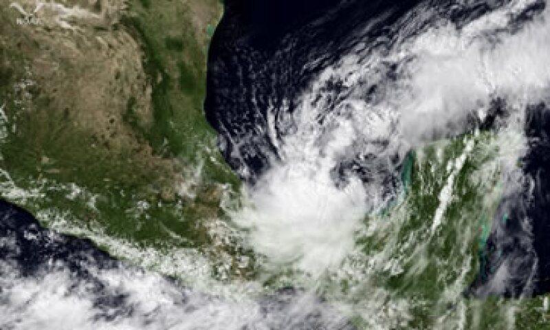 El Servicio Meteorológico Nacional estableció una zona de alerta desde Tampico, Tamaulipas, hasta Punta El Lagarto, Veracruz, por los efectos de Nate. (Foto: Notimex)