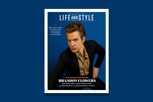 Brandon Flowers Portada Life and Style The Killers Junio Agosto.jpg