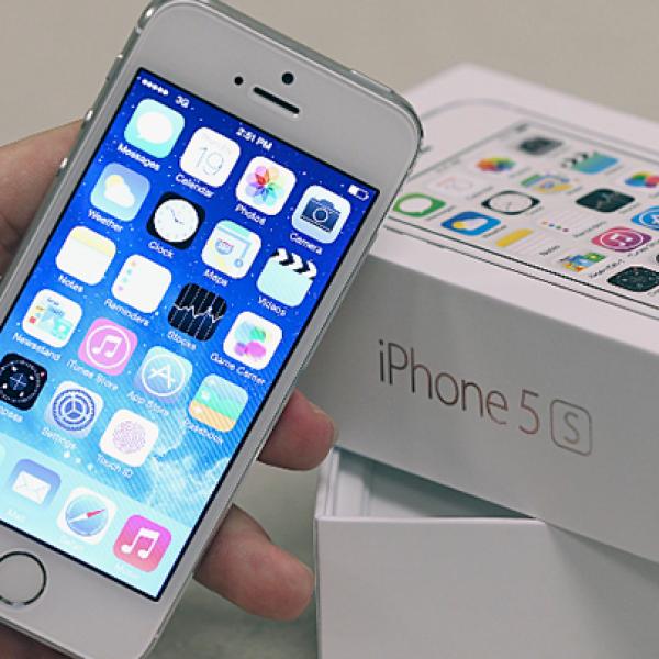 Los nuevos iPhones funcionarán con el sistema operativo iOS 7, que fue lanzado esta semana por la firma de la manzana.
