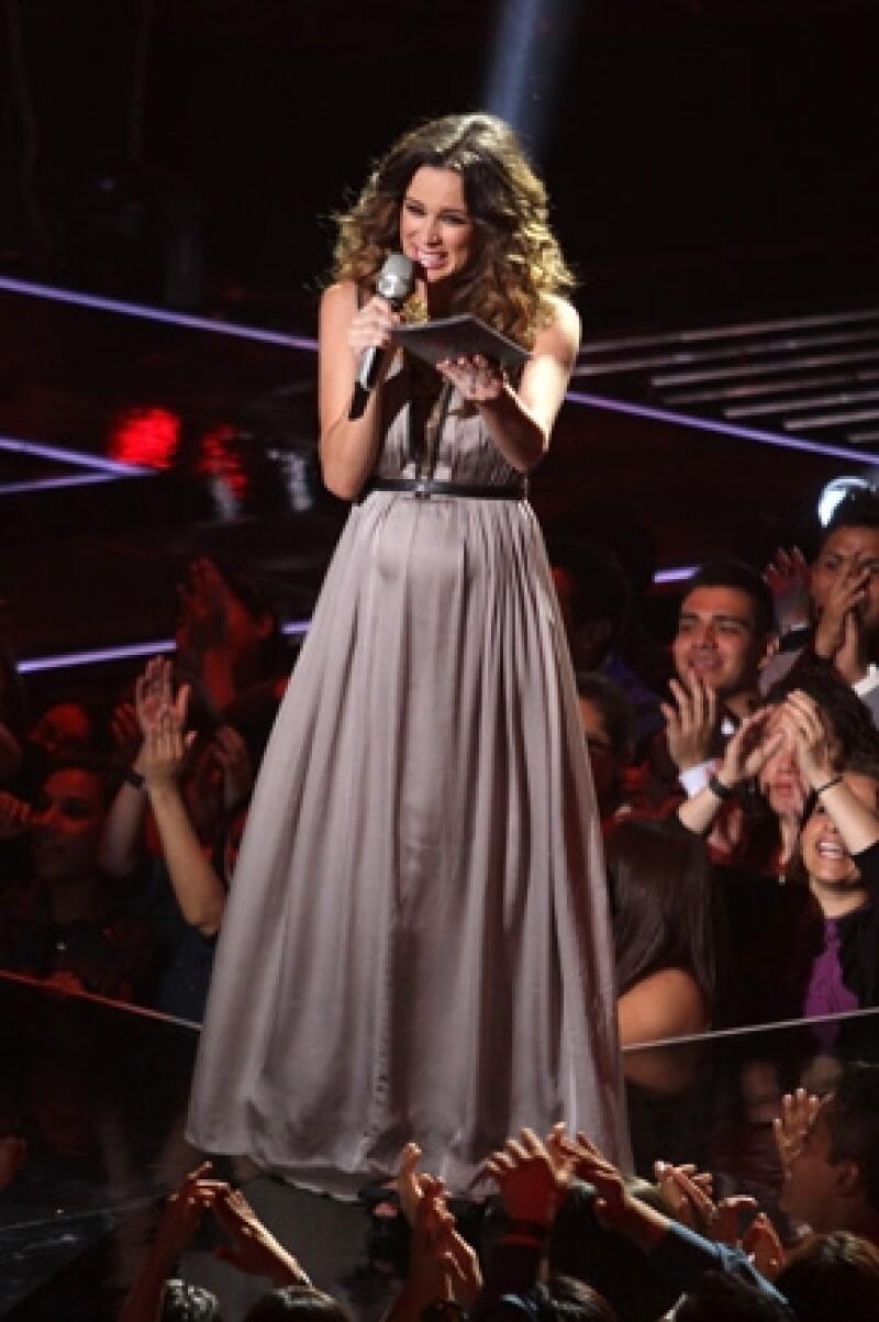 """La productora Carla Estrada confesó ante las cámaras de Televisa Espectáculos que la recién mamá se incorpora a las filas del matutino """"Hoy""""."""