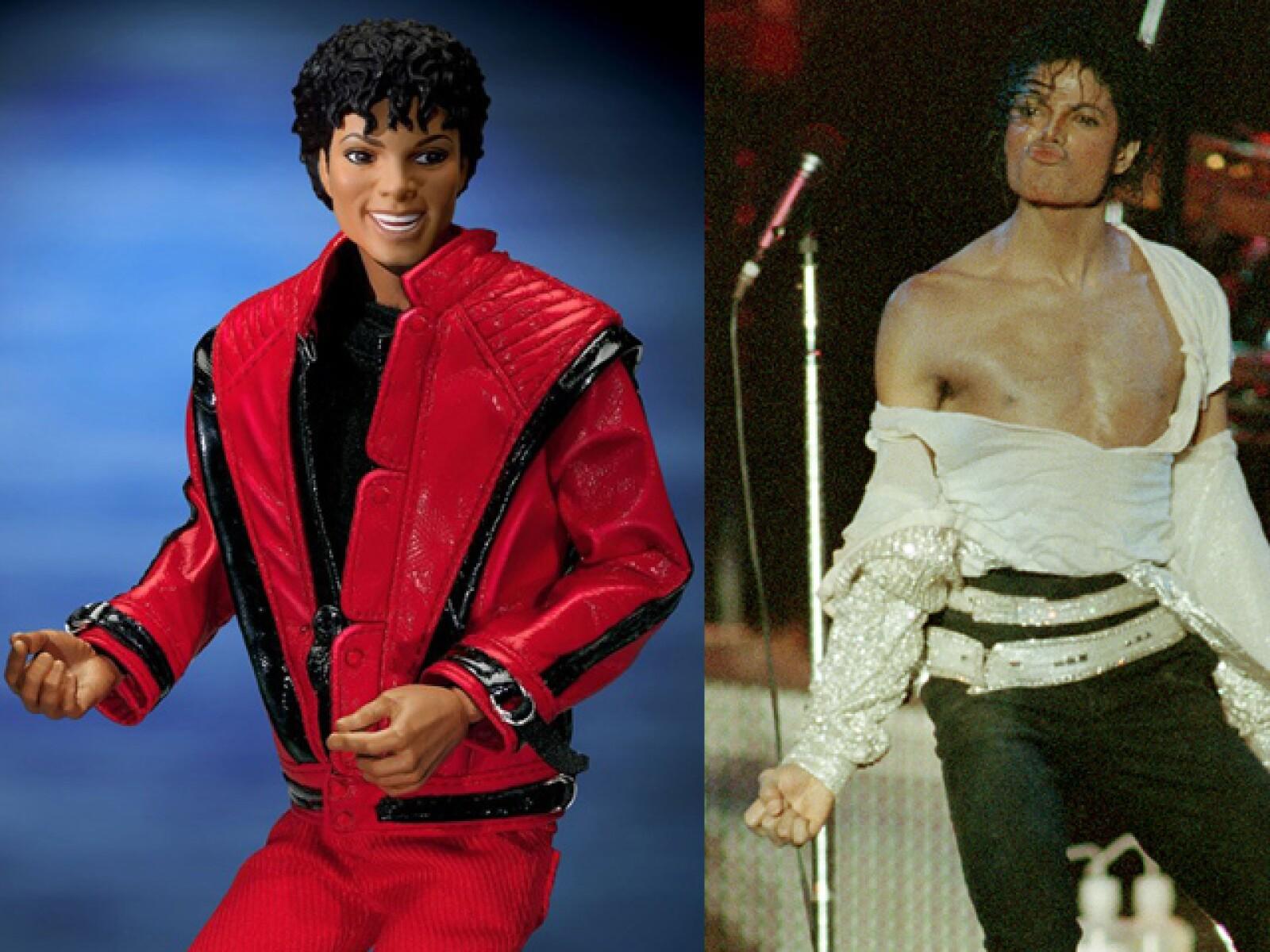 El Rey del Pop no podía carecer de una imagen que garantizara a sus fans tenerlo cerca por siempre.