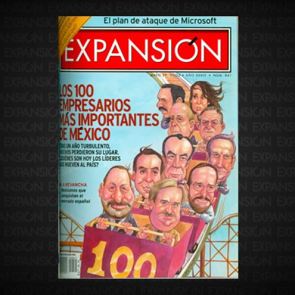 La globalización estremece el árbol genealógico del empresariado mexicano. Tras un año turbulento, muchos perdieron posiciones en el ranking.