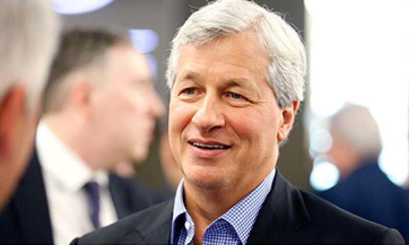 El CEO de JPMorgan, Jamie Dimon, recibía anteriormente cerca de 11.5 millones de dólares. (Foto tomada de Fortune)