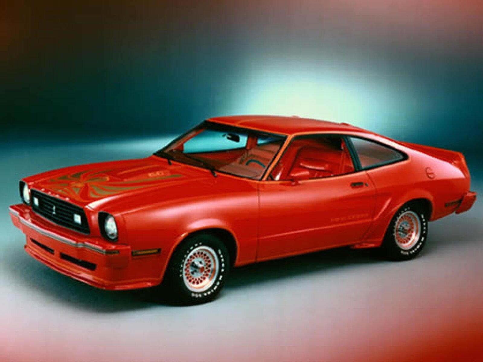 El nuevo modelo de 1978 inspirado en un Shelby tenía mejor desempeño para carreras automovilísticas.