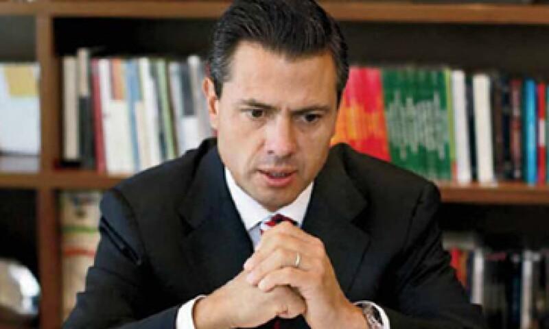 La administración de Enrique Peña Nieto tendrá que combatir las finanzas del crimen organizado. (Foto: Reuters)