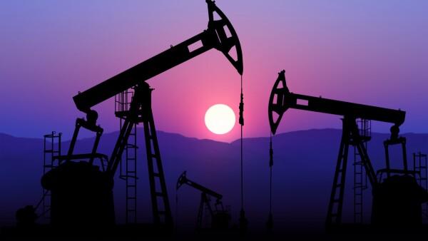 plataforma crudo petroleo