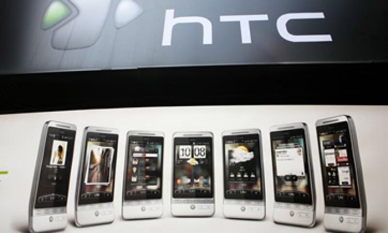 HTC ya cuenta con equipos que poseen tecnología 4G. (Foto: AP)