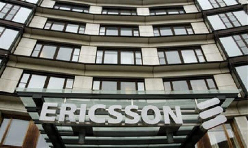 Las ventas de Ericsson superaron las previsiones de analistas. (Foto: AP)