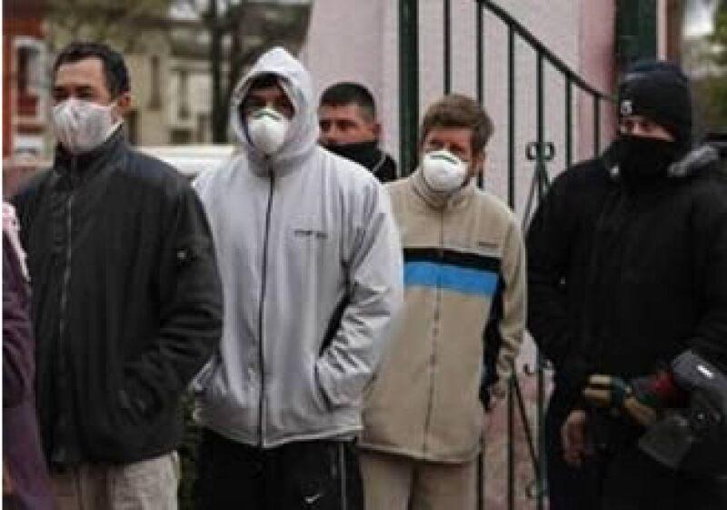 Argentina ha reportado 1,600 casos de influenza A y es el tercer país con mayor número de muertos por el virus, con 26. (Foto: Reuters)