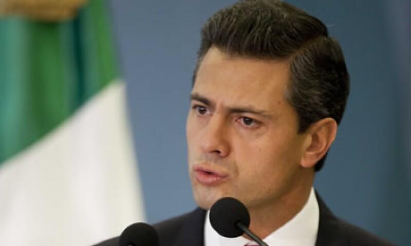 Con las diferentes reformas EPN busca lograr un crecimiento económico de 6% anual. (Foto: AP)