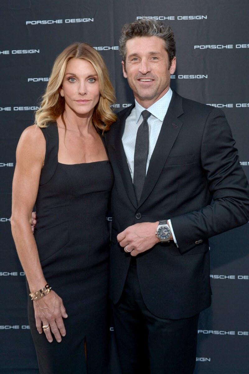 El actor y su esposa, Jillian, habrían cancelado los trámites de divorcio que iniciaron en enero del año pasado.