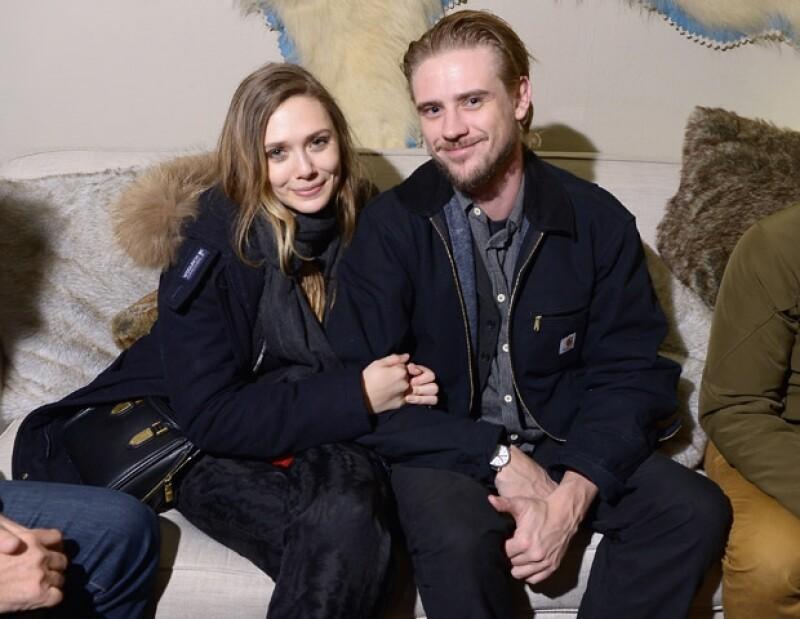 La hermana de las gemelas Ashley y Mary-Kate Olsen, está a punto de llevar su relación con Boyd Holbrook al siguiente nivel pues se dice, podrían casarse este año.