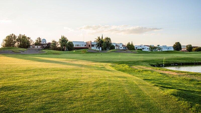 Campo de golf diseñado por la