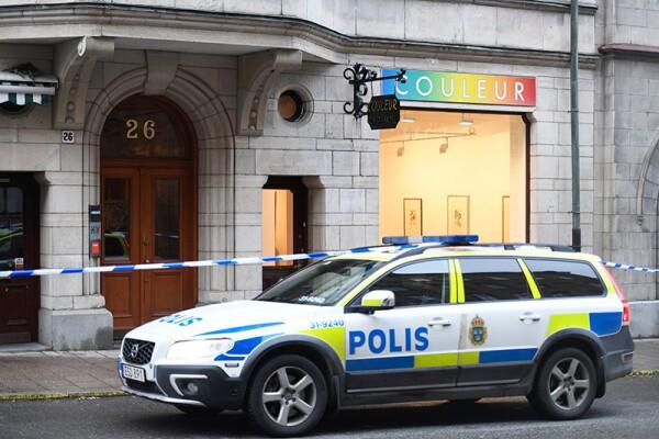 Salvador Dali sculptures stolen from art gallery, Stockholm, Sweden - 30 Jan 2020