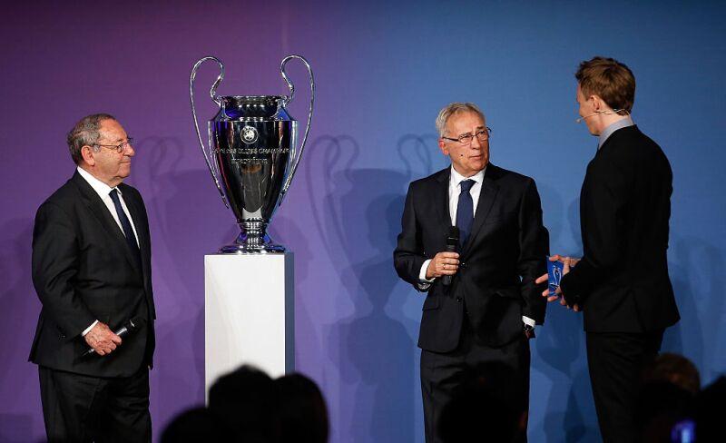 Record Real Madrid Francisco Gento