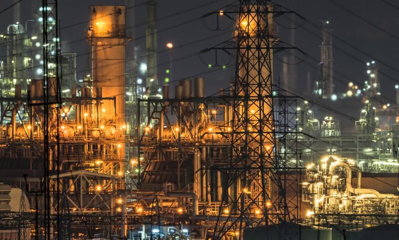 Hidrocarburos y electricidad