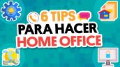 6 tips para hacer 'home office' | #QueAlguienMeExplique