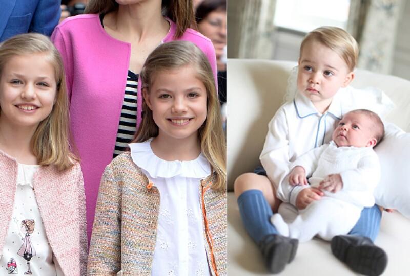 Todos soñamos con una vida de realeza y hay prendas que pueden acercarnos un poco a los más pequeños de las casas reales.¡Entérate cuales son las marcas favoritas de los mini royals!