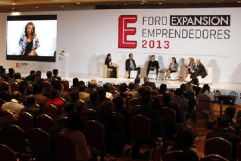 Los participantes del Foro Expansión Emprendedores 2013 cuestionaron las políticas públicas y el clima de negocios en México para impulsar a los emprendedores. (Foto: Ana Blumenkron)