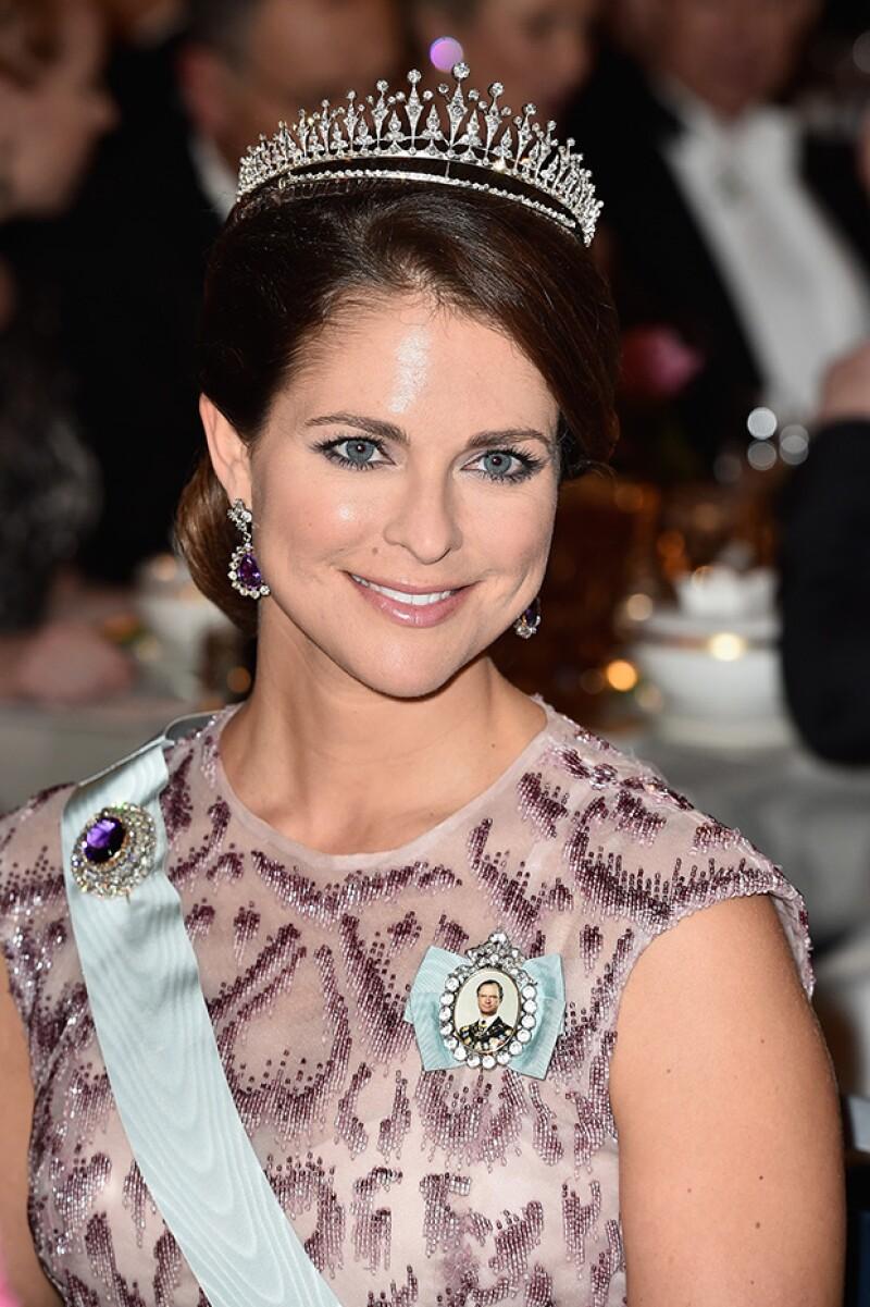 La princesa Magdalena de Suecia está a la espera de su segundo hijo con Christopher O´Neill.