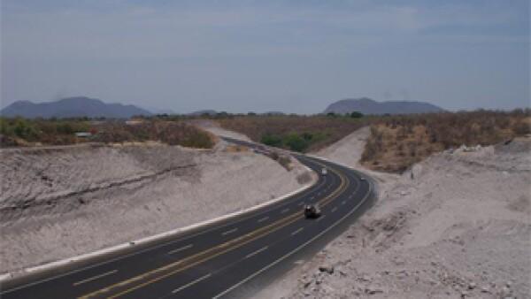Sector privado invertirá 6,794 mdp en carreteras de Michoacán. (Foto: Cortesía SCT)
