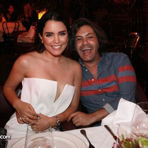 Gabriela Pablos y Memo Nieto
