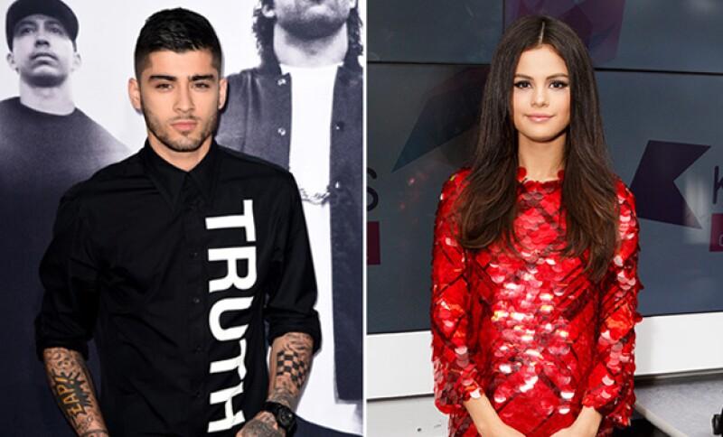 La cantante no descarta la posibilidad de salir con el ex integrante de One Direction.