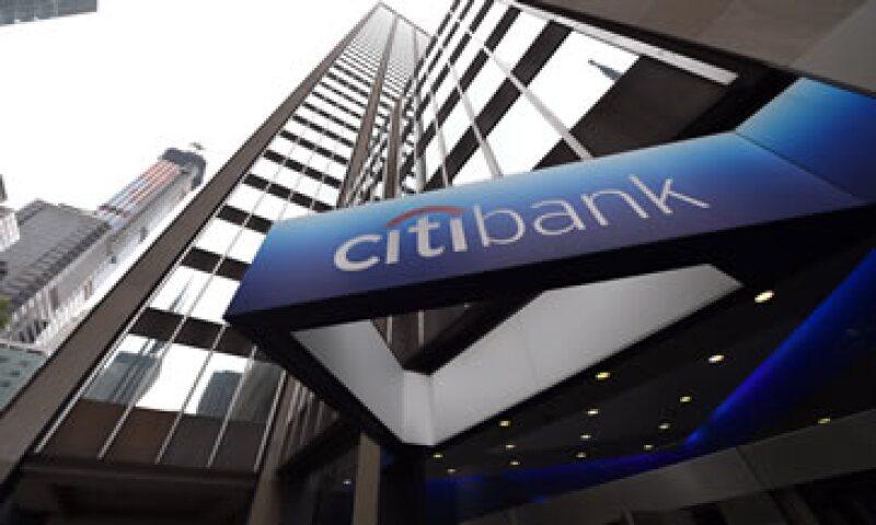 Citigroup también reportó una ganancia por acción menor a la esperada por los analistas. (Foto: Reuters )