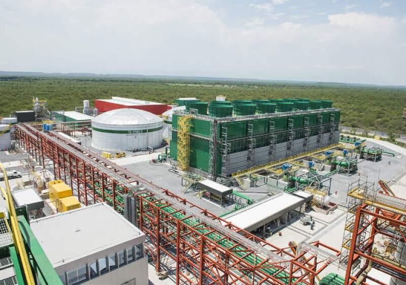 Central Eléctrica Pesquería_P