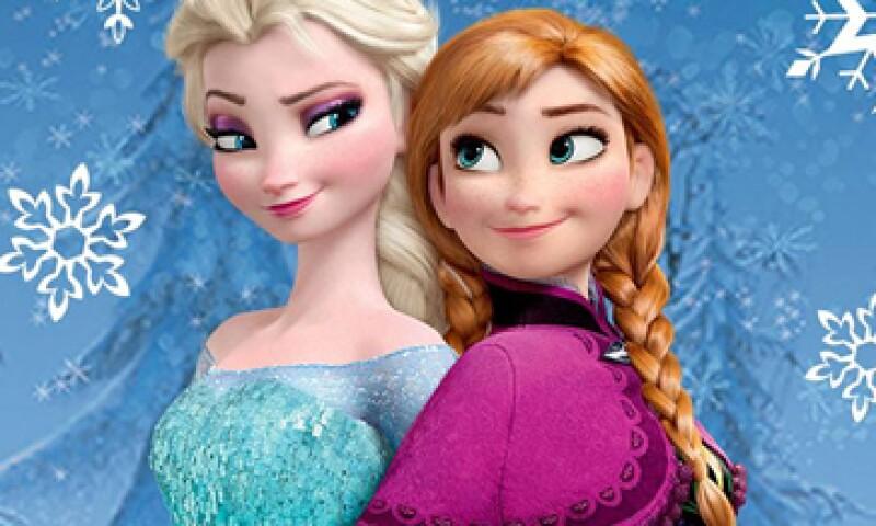 La película de Disney también fue la más vendida del año. (Foto: tomada de Facebook/DisneyFrozen )