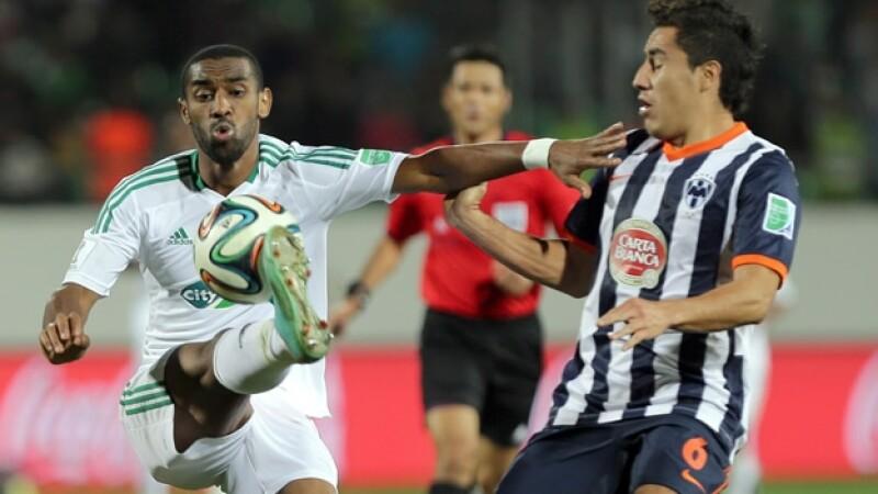 Monterrey Raja Casablanca Mundial de clubes