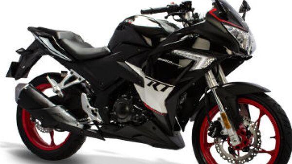 Italika Moto 3