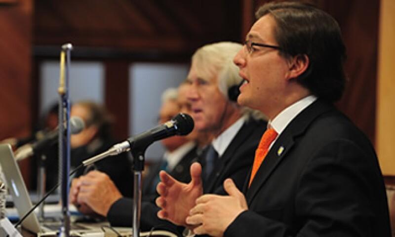 Salomón Chertorivski Woldenberg es maestro en política pública por la Universidad de Harvard. (Foto: Notimex)
