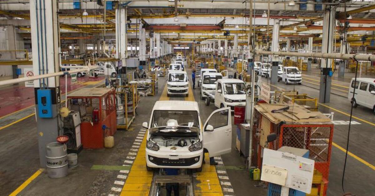 Los industriales se reactivarán con 'sana distancia'