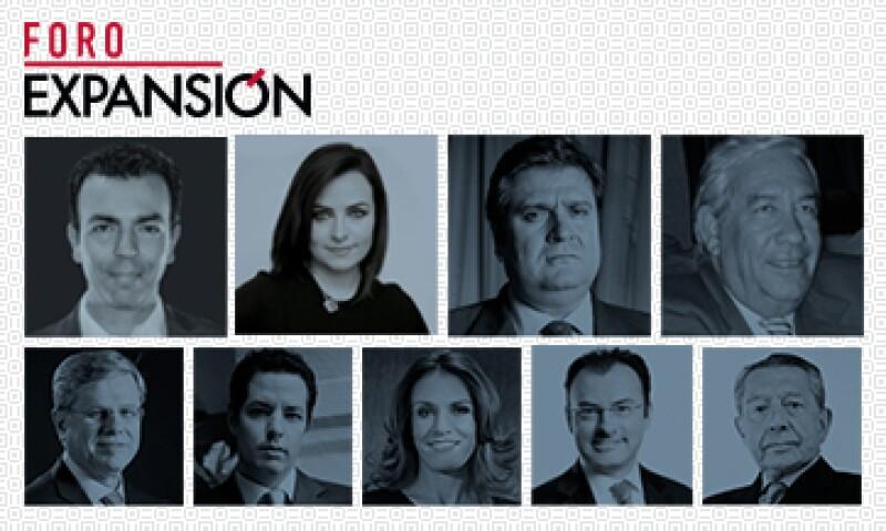 Entre los ponentes está el secretario de Hacienda, Luis Videgaray. (Foto: Especial )