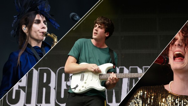 PJ Harvey, Circa Waves y Mystery Jets