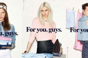 Campaña 'Sexismo hipster'.