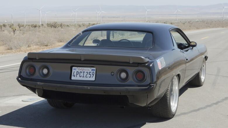 Plymouth Barracuda (Universal)