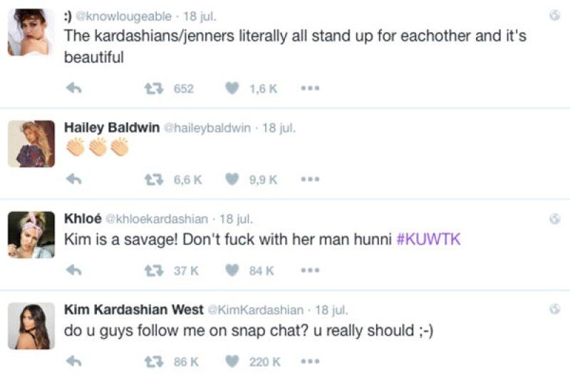 Estos likes en Twitter revelan la verdad.
