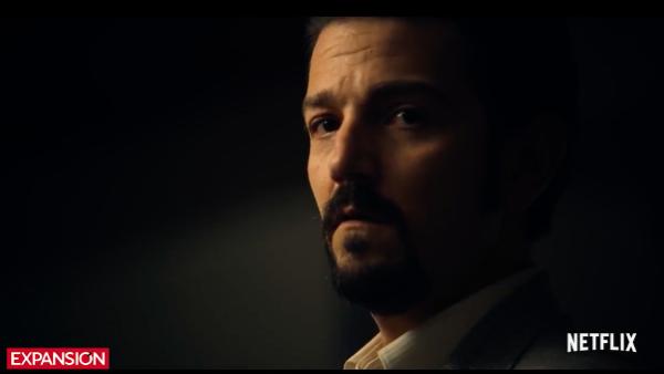 Netflix revela el tráiler de la cuarta temporada de la serie 'Narcos'