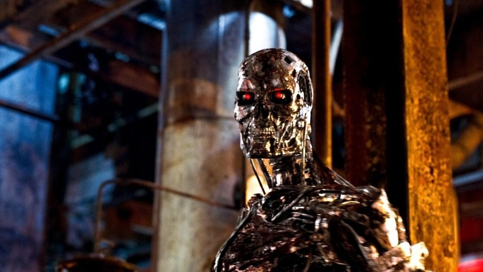 ?Cyborgs? como este, de ?Terminator: la salvación?