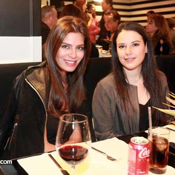 Tania Ladeiro y Jimena Fountanet